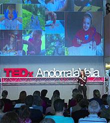 TEDxAndorralaVella Live in Escaldes-Engordany