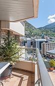 Sol y vistas: seductoras terrazas en Andorra